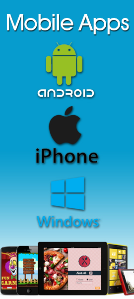 Android,IOS,Windows Mobile Apps Development in Patna,Bihar,India,Noida,Delhi NCR